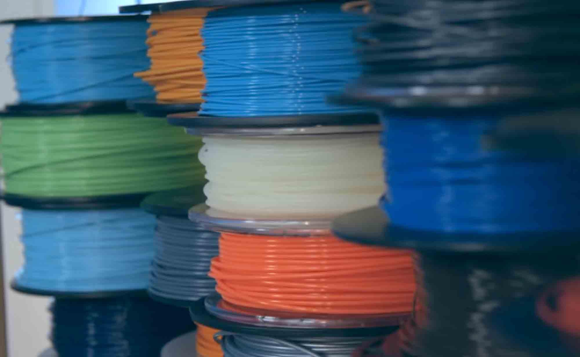materiales para impresión 3d
