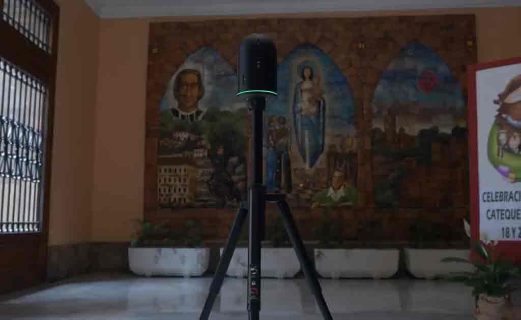 escaneado 3d laser